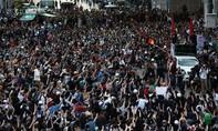 Thủ tướng Thái Lan yêu cầu mạnh tay với biểu tình chống hoàng gia