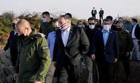Ngoại trưởng Mỹ thăm khu Bờ Tây bị Israel chiếm đóng gây ra giận dữ