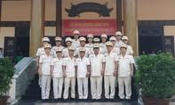 Công an TPHCM: Dâng hương tại Di tích lịch sử văn hóa Ngã Ba Giồng