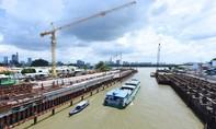 TPHCM đầu tư nhiều dự án kiểm soát ngập nước, triều cường