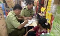 Long An liên tiếp xử phạt các cửa hàng kinh doanh thuốc lá lậu