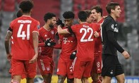 Bayern thắng thuyết phục dù chơi thiếu người