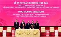 Hình mẫu điển hình trong quan hệ hợp tác Việt Nam và Nhật Bản