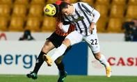 Vắng Ronaldo, Juventus hòa đáng tiếc