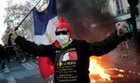 Biểu tình rầm rộ ở Paris chống dự luật cấm ghi hình cảnh sát