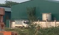 Kho nghi chiết gas lậu 'khủng' đóng cửa khi bị kiểm tra