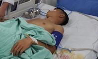 Thanh niên trúng nhiều phát đạn súng hoa cải trong vụ hỗn chiến