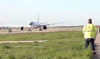 Clip sân bay lớn thứ 3 nước Đức khánh thành sau 9 năm trì hoãn