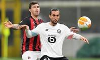 Clip AC Milan thua sốc Lille 0-3