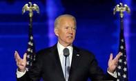"""Phát biểu sau chiến thắng, Joe Biden kêu gọi """"đoàn kết và hàn gắn quốc gia"""""""