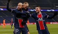 Clip trận Neymar lập hattrick ở Champions League
