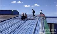 Điều tra nguyên nhân vụ điện mặt trời áp mái bị cháy