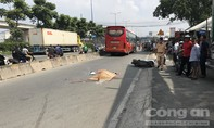 Xe giường nằm lấn làn, cán chết nữ nhân viên sân golf ở Sài Gòn