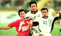 """Tái hiện trận """"Derby"""" Thủ đô của """"Thế hệ vàng"""" bóng đá Việt Nam"""