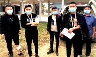 Phát hiện 4 người Trung Quốc nghi nhập cảnh trái phép vào Tây nguyên