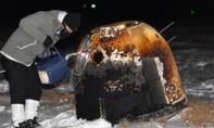Tàu thăm dò Trung Quốc mang mẫu đá từ Mặt Trăng về