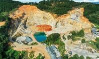 Lâm Đồng: Phạt nặng 5 chủ mỏ khai thác khoáng sản