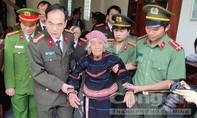 Công an Gia Lai nhận phụng dưỡng Mẹ Việt Nam Anh hùng