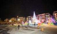 Thăng hoa cảm xúc trong lễ hội Giáng sinh lộng lẫy ở An Thới, Nam Phú Quốc