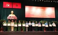 Bí thư Thành uỷ Nguyễn Văn Nên: Phát huy sức mạnh tổng hợp trong bảo vệ an ninh trật tự