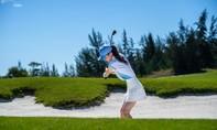 Đẳng cấp quý cô sành điệu trên sân Vinpearl Golf
