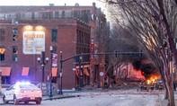 Vụ nổ xe dã ngoại ở Mỹ: Nghi là đánh bom tự sát