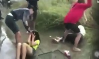 Vụ hai nữ sinh bị đánh hội đồng: Mâu thuẫn từ tiếng nẹt pô xe