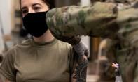 Mỹ bắt đầu tiêm vaccine Covid-19 cho binh sĩ đồn trú ở Hàn Quốc