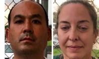 Cặp vợ chồng bị bắt vì lên máy bay dù biết đã nhiễm Covid-19