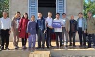 Báo Công an TPHCM bàn giao 3 căn nhà tình thương ở Lâm Đồng