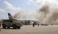 Vụ tấn công sân bay Yemen khiến 26 người thiệt mạng