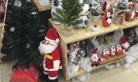 Thị trường Giáng sinh bắt đầu sôi động