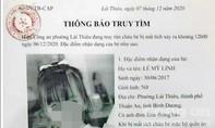 Giả mạo con dấu, chữ ký của công an, tung tin đồn bé gái 3 tuổi bị bắt cóc