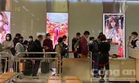 Du khách Việt tại Đài Loan reo hò khi máy bay được phép về Việt Nam