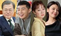 Tổng thống Hàn chúc mừng đoàn phim 'Ký sinh trùng' thắng lớn tại Oscar