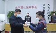 """Dịch nCoV là """"bài kiểm tra lớn về quản trị nhà nước của Trung Quốc"""""""