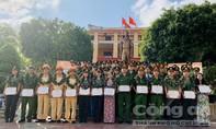 Công đoàn Công an TPHCM: Tuyên dương đoàn viên tiêu biểu