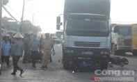 """Xe tải """"lùa"""" hàng loạt xe máy ở Đồng Nai, 3 người thương vong"""