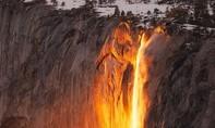 """Chiêm ngưỡng dòng """"thác lửa"""" như nham thạch"""