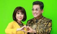 Thanh Bạch sánh đôi Việt Hương trên phim trường