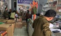 Thêm cửa hàng y tế lợi dụng cơ hội thời chống virus Conora