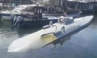 Panama bắt tàu ngầm chở hơn 5 tấn ma túy