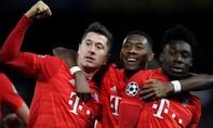 Clip Bayern đè bẹp Chelsea ở vòng 1/8 Champions League