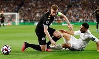 Man City thắng ngược Real ở vòng 1/8 Champions League
