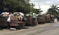 TPHCM: Ô nhiễm từ những bãi rác lộ thiên