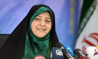 Iran: Phó tổng thống nhiễm nCoV từng đứng rất gần Tổng thống