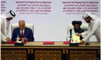 Mỹ ký thoả thuận hoà bình lịch sử với Taliban