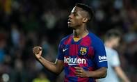 Barca thắng sát nút trong ngày thần đồng 17 tuổi lập cú đúp