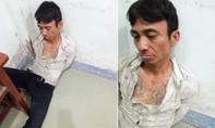 Truy đuổi 40 cây số bắt kẻ nghiện trộm xe ba gác đêm khuya