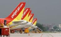Vietjet khai thác bình thường các đường bay đi và đến Đài Loan và Hồng Công